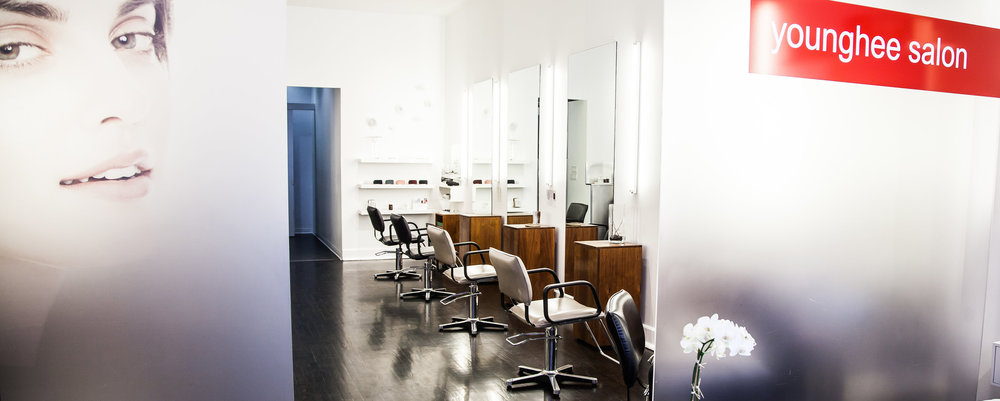 Younghee Salon Boutique Hair Salon in TriBeca