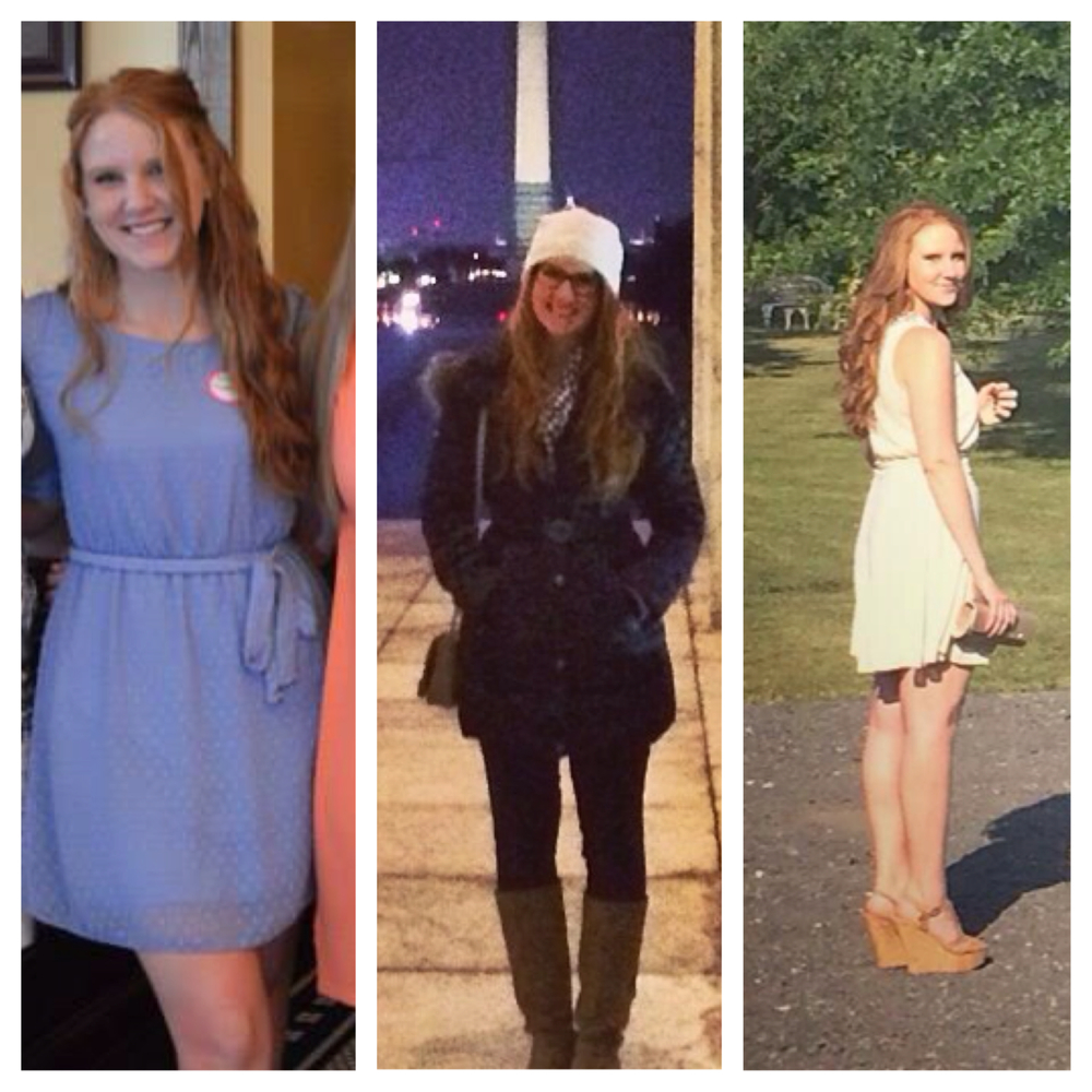 From left to right: taken just before starting Paleo, 6 months into Paleo, and almost 1 year of Paleo.