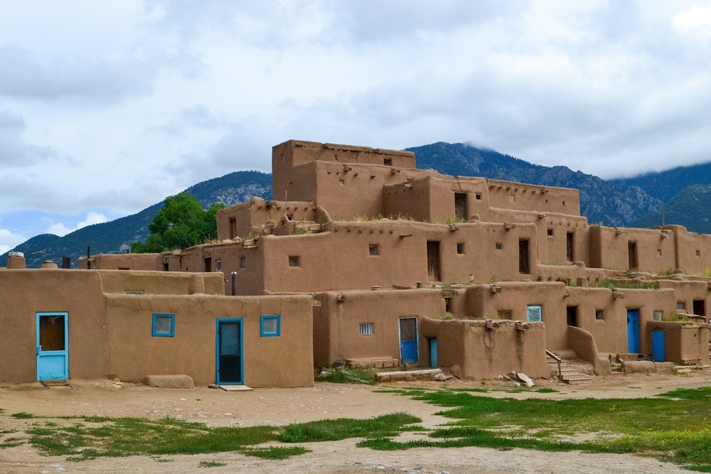 Taos Pueblos