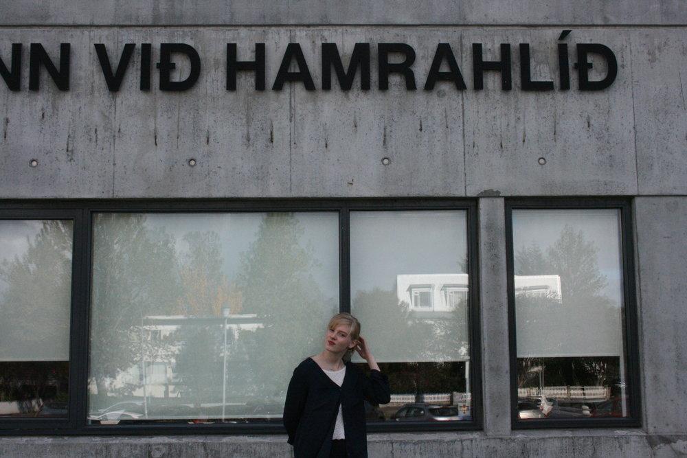 Hólmfríður Hafliðadóttir