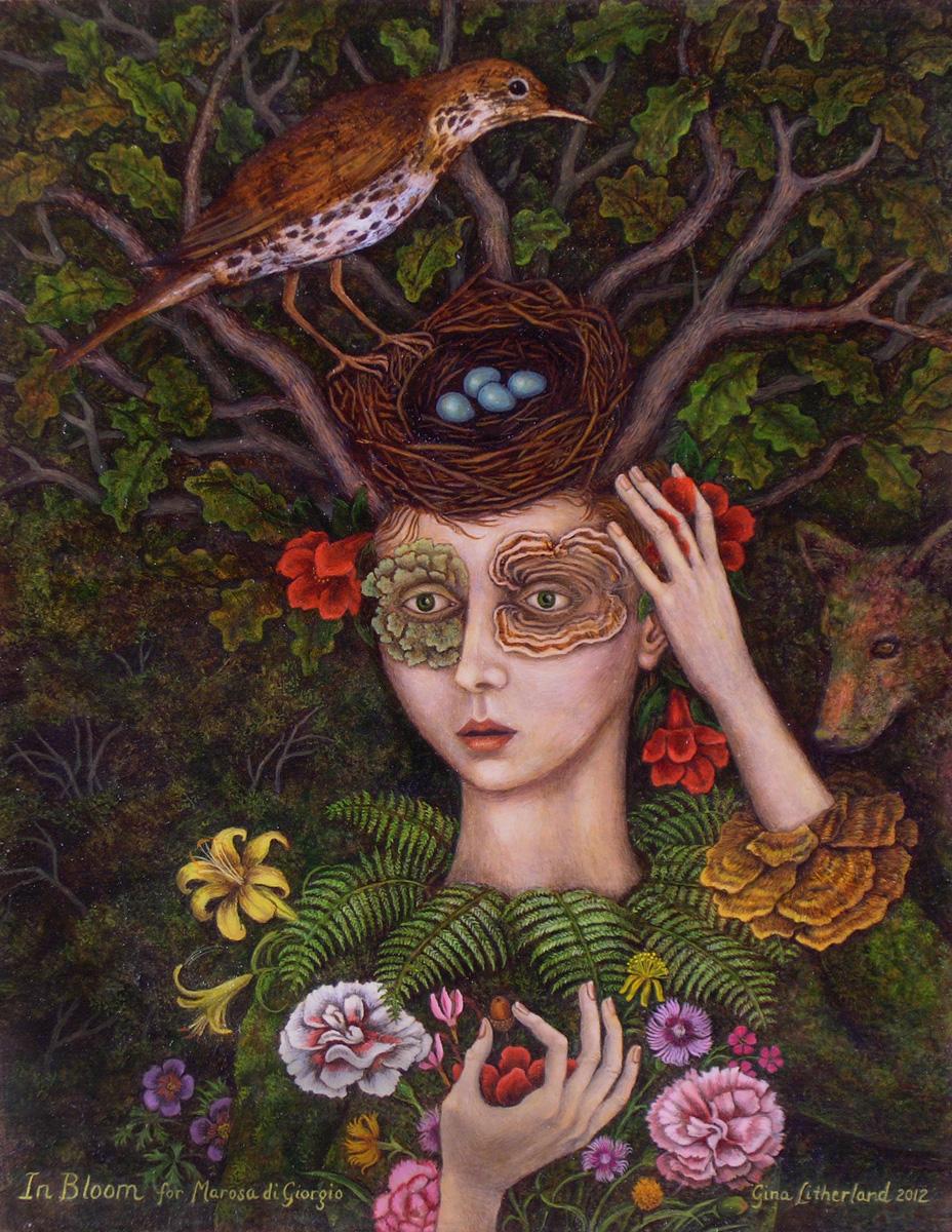 In Bloom (for Marosa di Giorgio), 2012