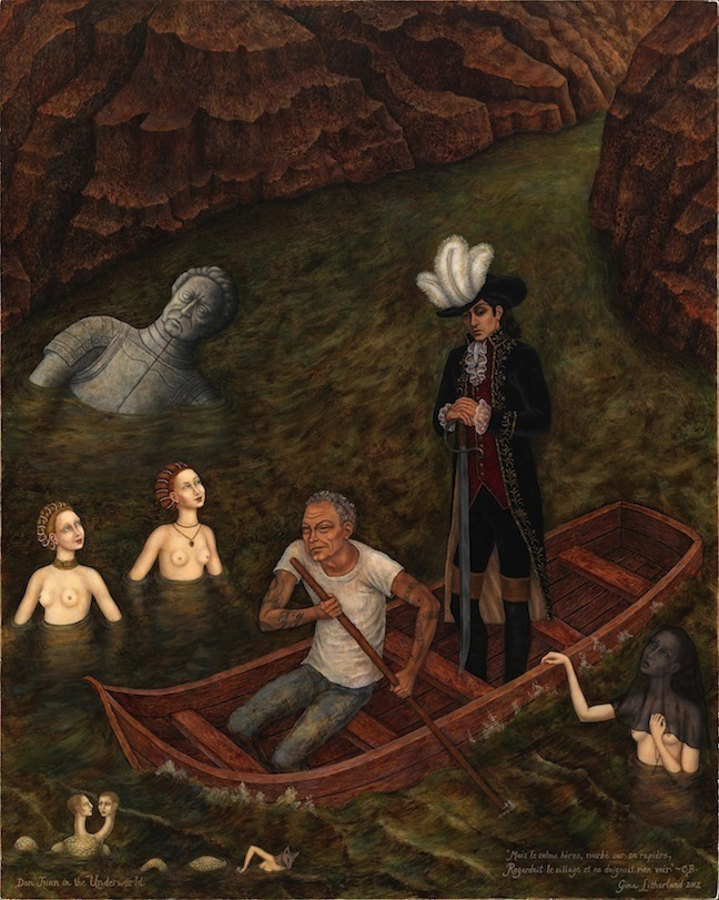 Don Juan in the Underworld, 2012