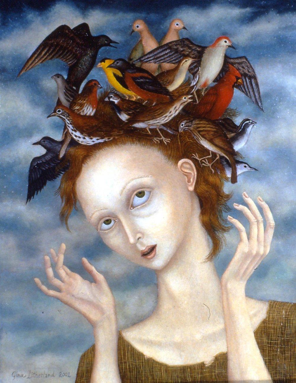 Crazy Jane, 2001