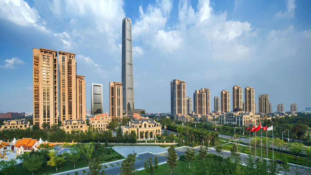 Foto: divulgação/Guidoni - Tianjin