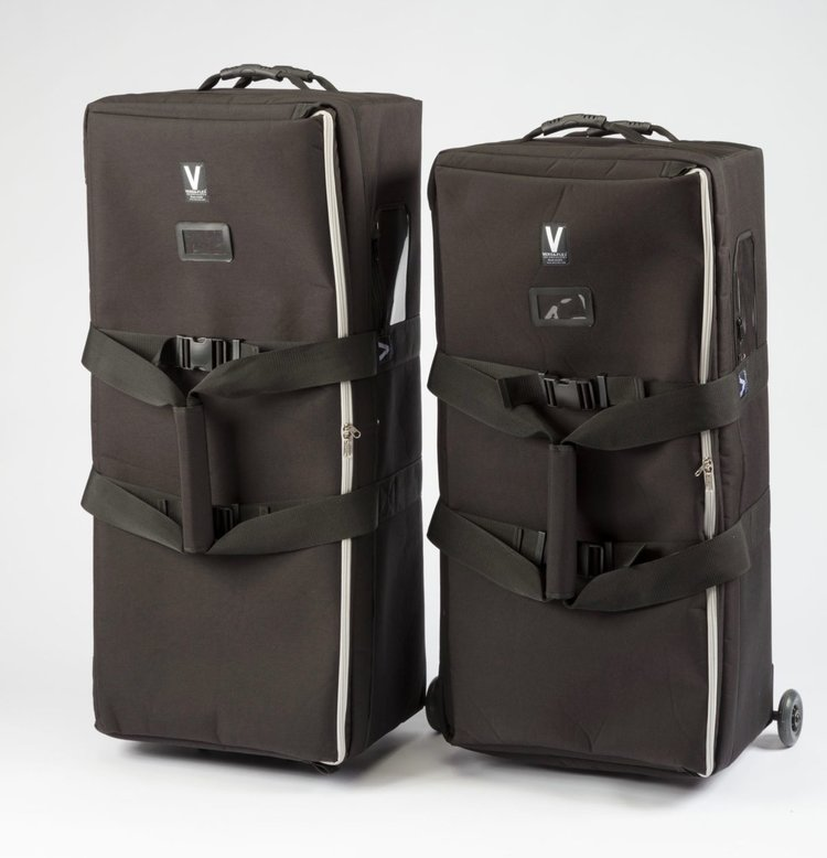 Pro-Camera Cases & Tripod Bags - Airline Shippable, Car (Light Duty) CasesHeavy - Light Duty Tripod & Stand Bags