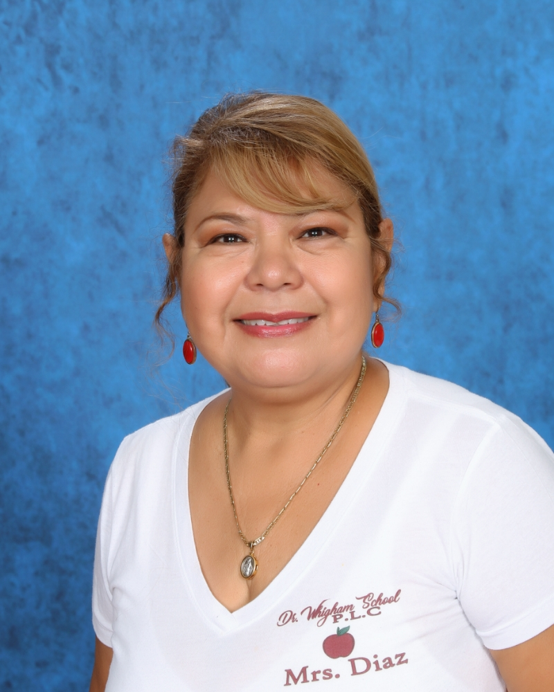 Guadalupe Diaz   289961@dadeschools.net  (1/2 day Reversed Mainstream) Rm. 914