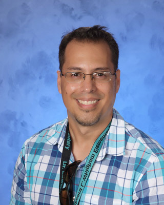 Anthony Garcia   Mr.Garcia@dadeschools.net  (LA/Reading) Rm.159
