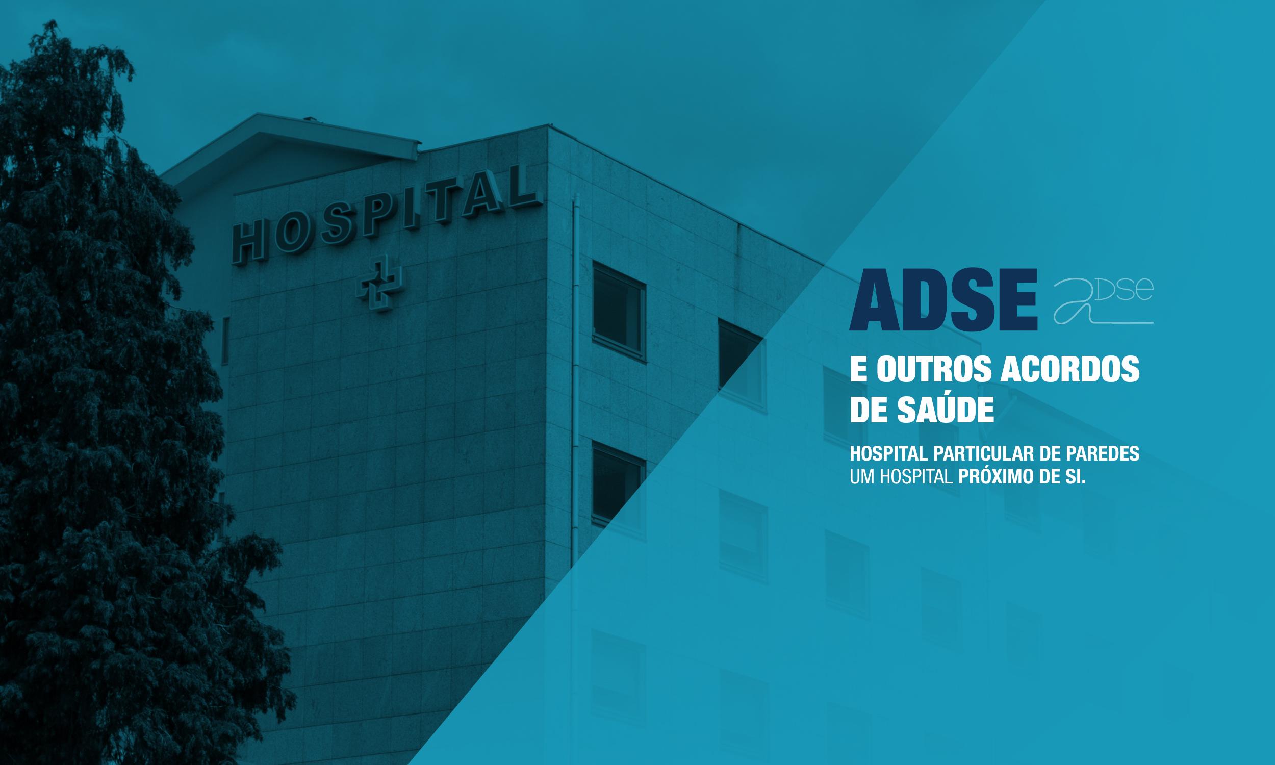 918cad03959 No Hospital Particular de Paredes pode agendar online. Marcação de  consultas ou imagiologia.