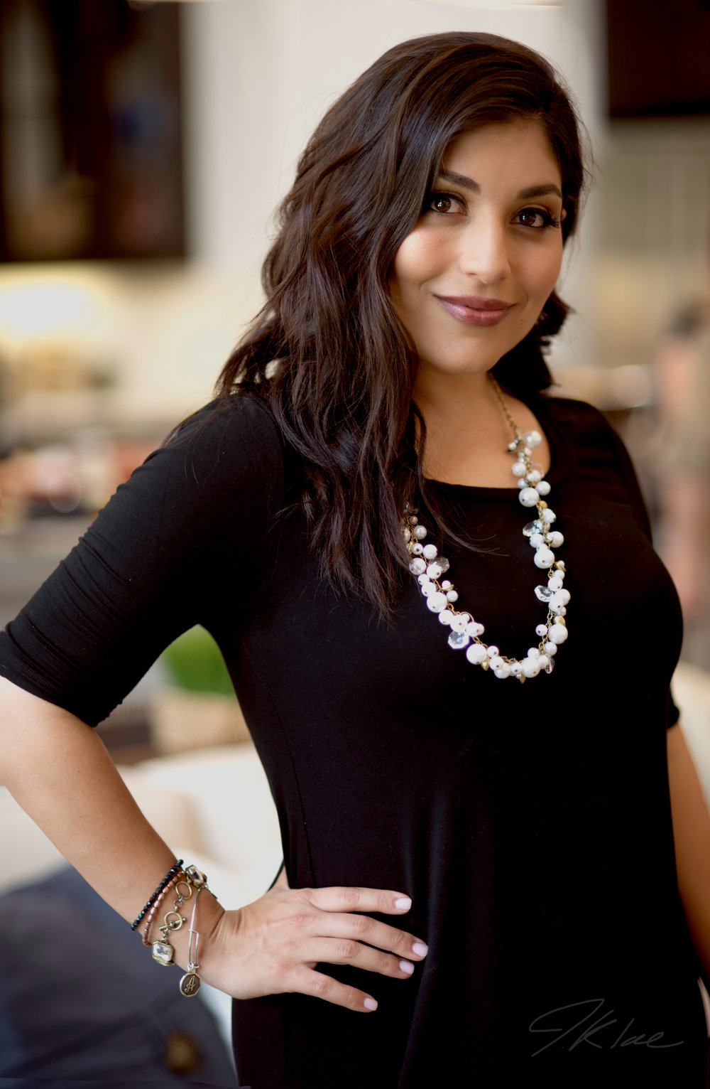 Personal Branding Portrait of female Dallas Attorney