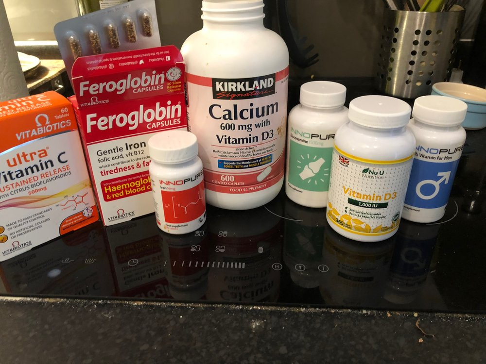 The links to all these supplements are on my kit page.