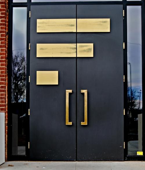 Front Door - The Jones Assmebly
