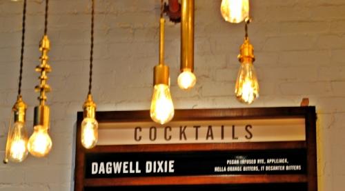Signature Cocktail Miller Pecans