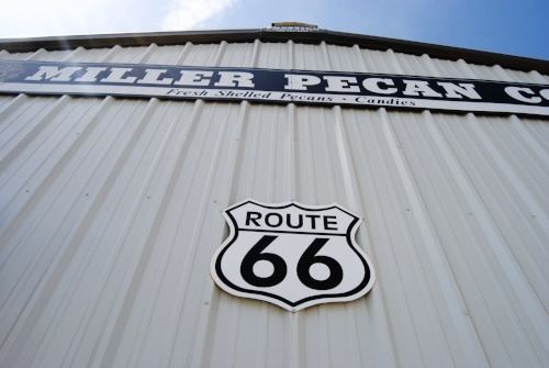 Our shop makes the perfect stop on your trip along Route 66.