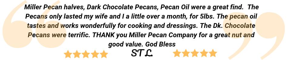 The Best Pecans!