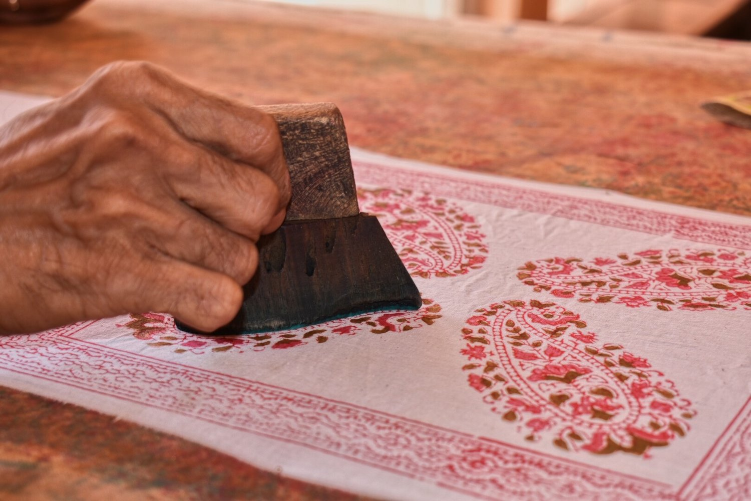 Image result for Anokhi Museum of Hand Printing