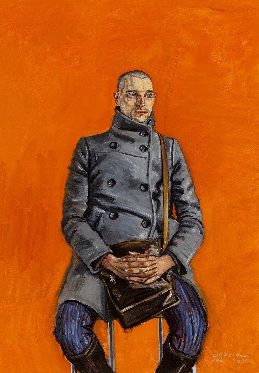 David Muyllaert, Oil on Canvas