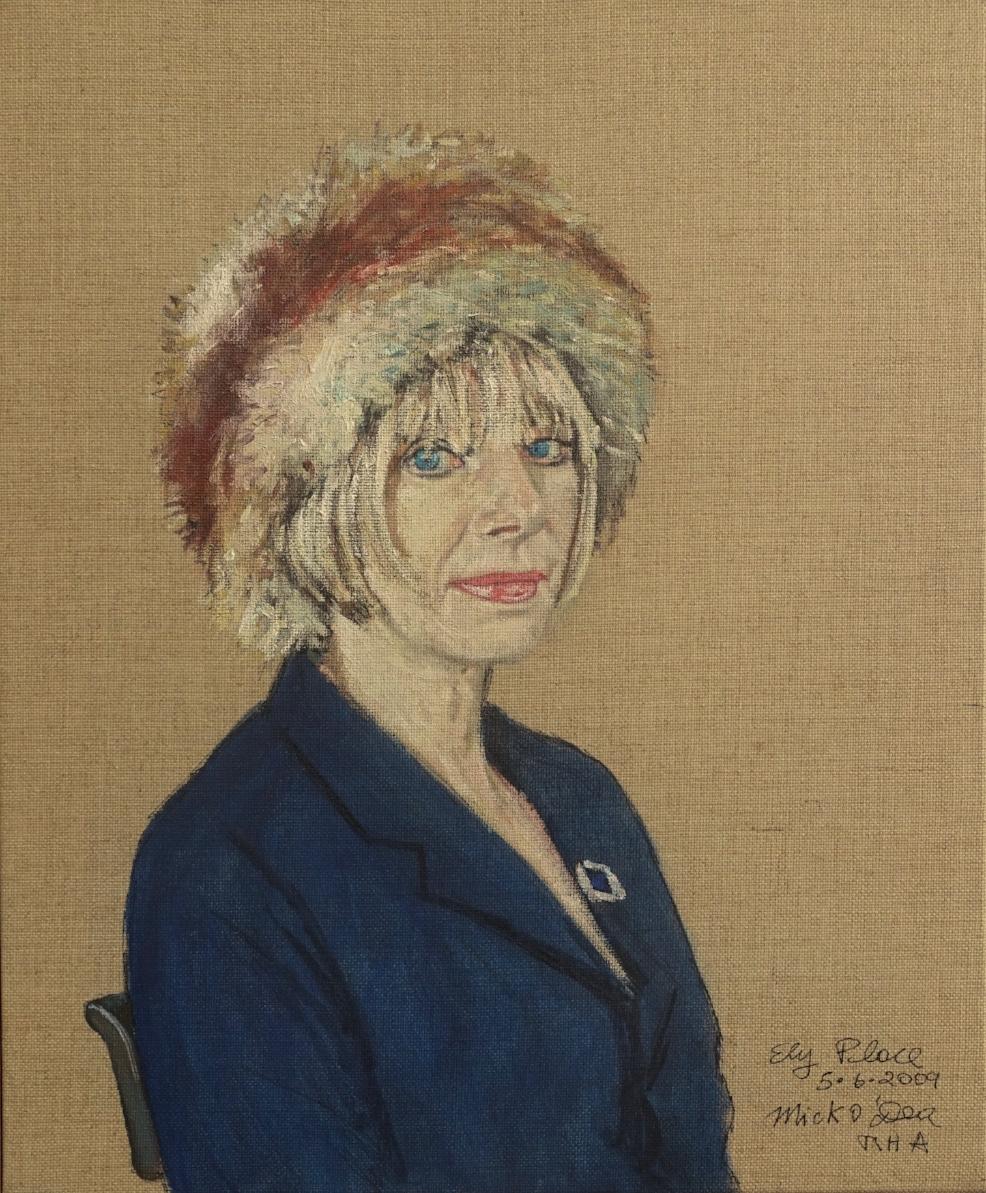 Kathy Gilfillan, Oil on Linen