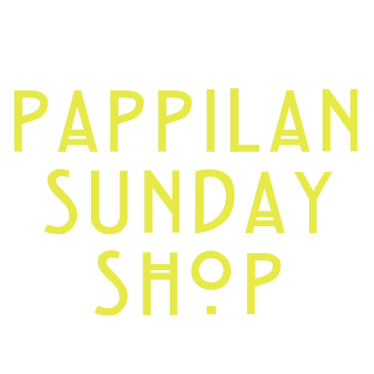 Pappilan Sunday Shop