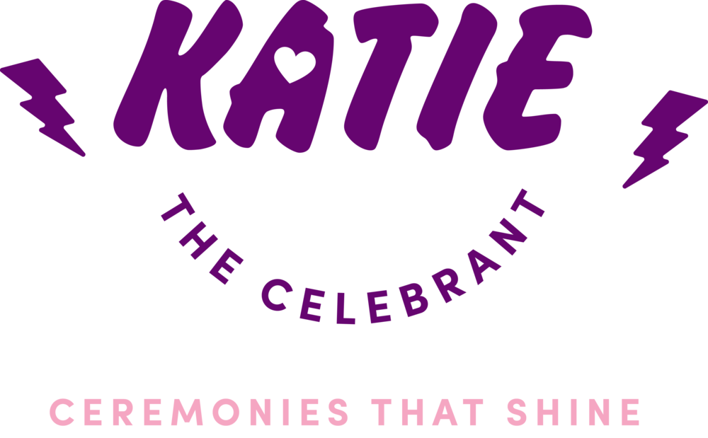 Katie the celebrant logo
