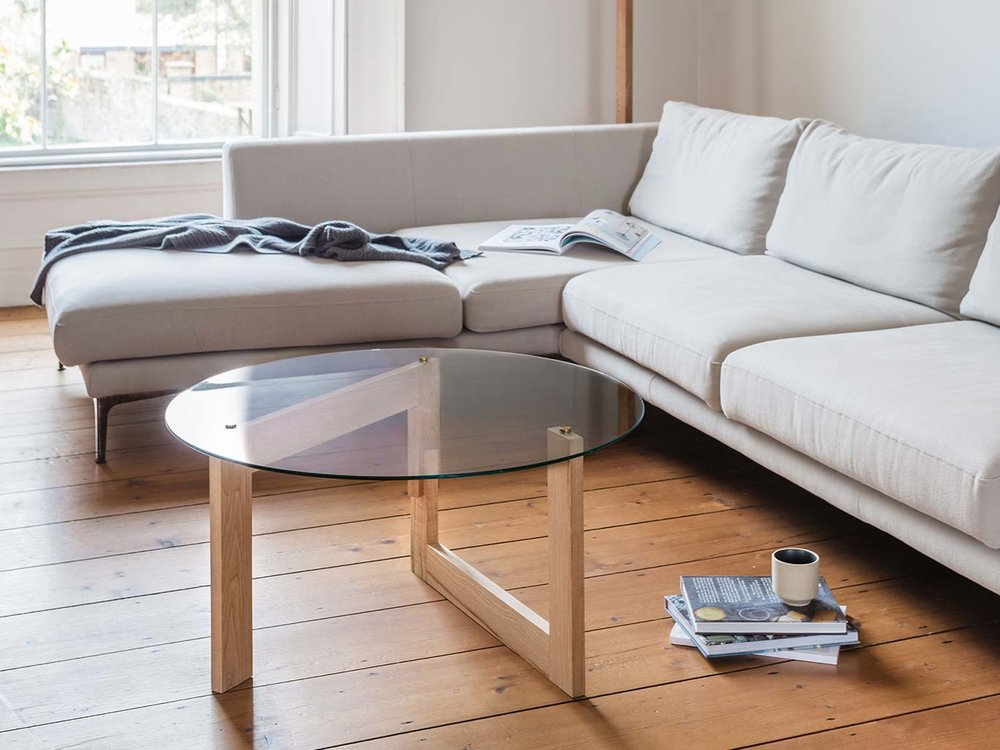 Flop Flip Table - simply hang it on your wall when you need that extra space
