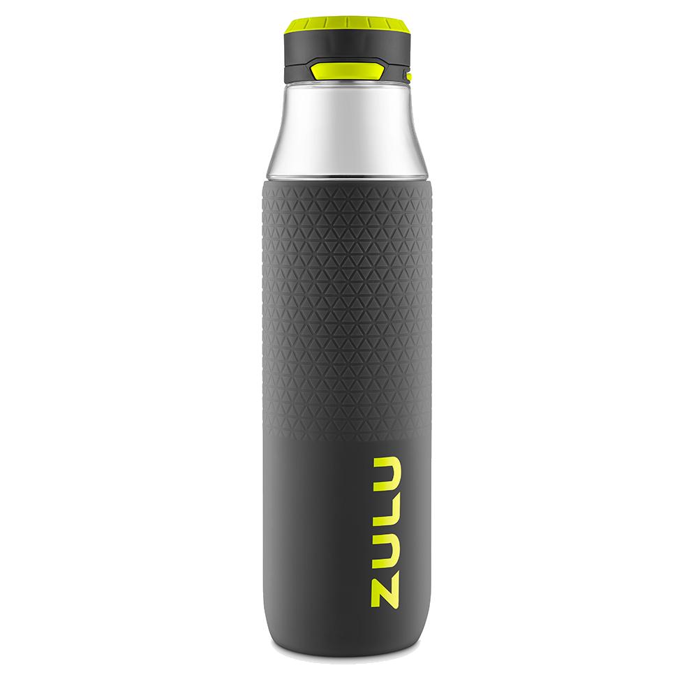 3d4c8c903a Zulu Athletic — Studio 26oz Glass Water Bottle