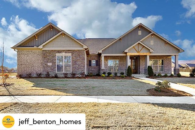 Loved shooting this home with @jeff_benton_homes! It's a gorgeous one, guys!