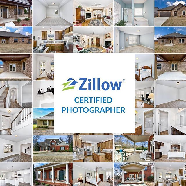 ‼️ ALERT ‼️ We are now officially a Zillow Certified Photographer! This means we have access to your listings on Zillow. Which gives our clients/agents even more access to what Zillow features! For example, we now have the ability to upload pro videos directly to your lisiting on Zillow and in turn Zillow ranks the listing higher  #winning #huntsvillerealestatephotographer #huntsvillerealtor #huntsvillerealestate #zillowcertified #urbanlensphotography #huntsvillephotographer