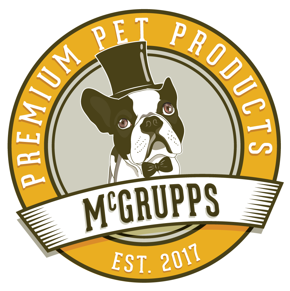 McGrupps Premium Pet Supplements and Treats for Your Dog or Cat