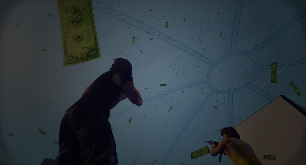 CASH IS KING - Only in Radical Heights does in-game cash you find carry over into future matches. Play matches, collect cash, kill contestants, interact with game show elements and more to snag money in your personal prize room, or put some of that sweet cash in your wallet to help buy a weapon next match quicker than your opponents. The choice is yours.