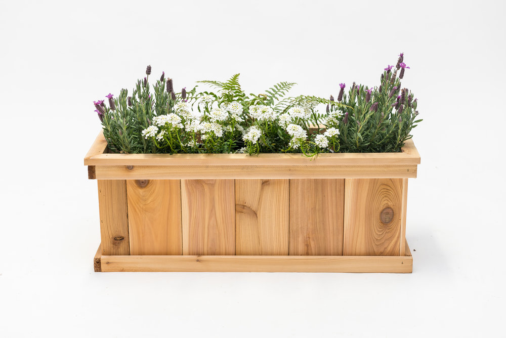 deck mate planter 30""