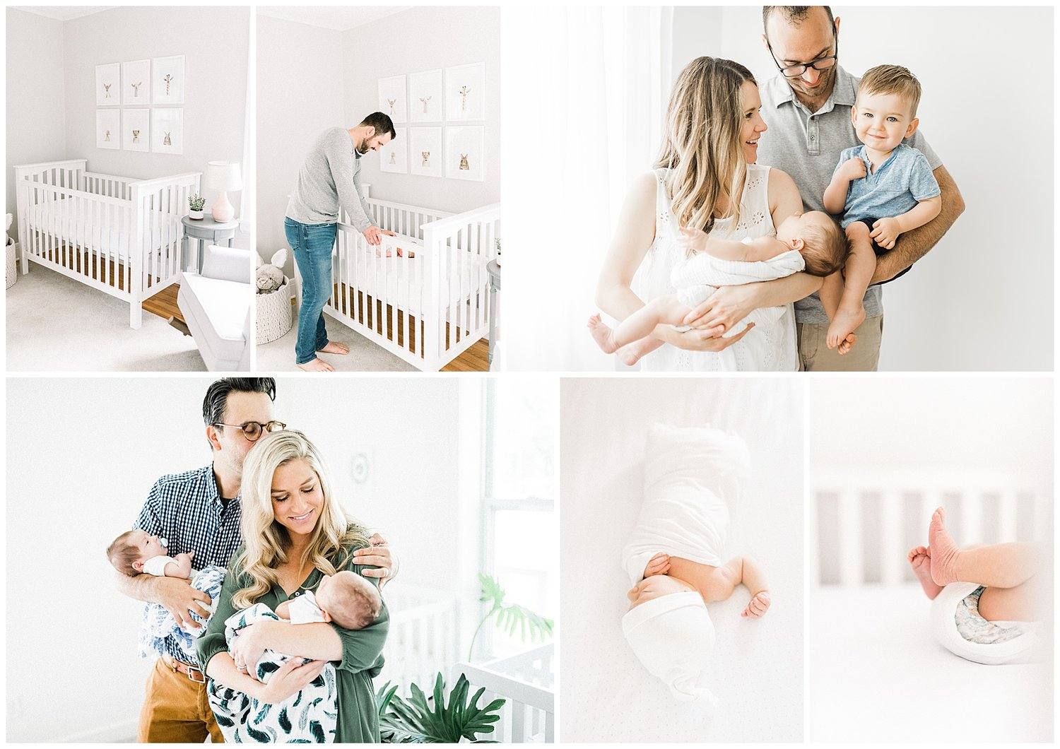 Preparing your home and baby for your newborn session trish allison photography