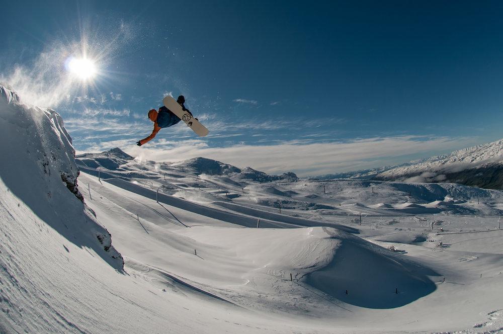 © Cardrona Alpine Resort