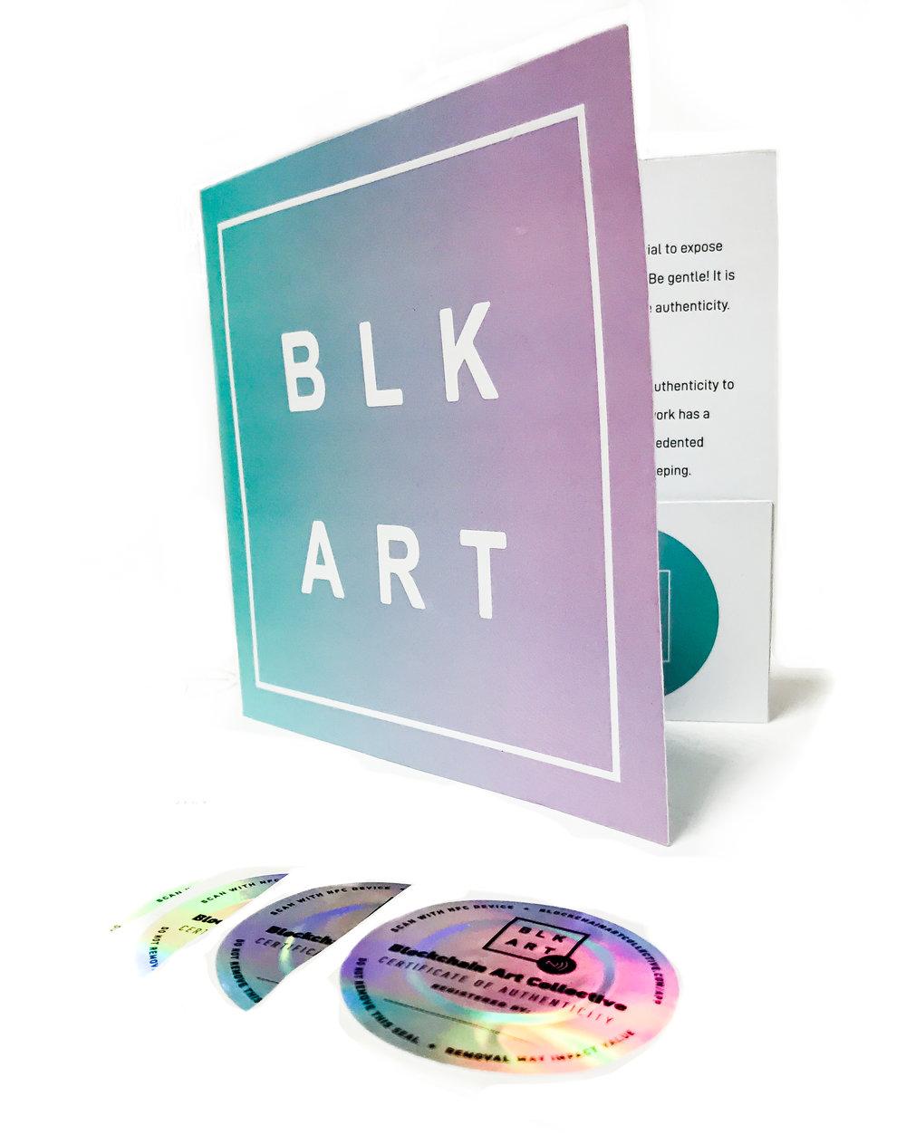 Blockchain Art Collective_Starter Kit