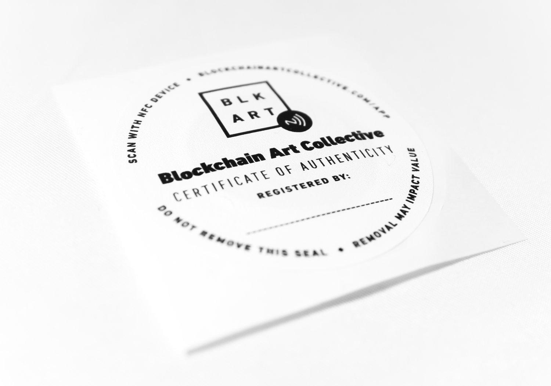 Blockchain Art Collective