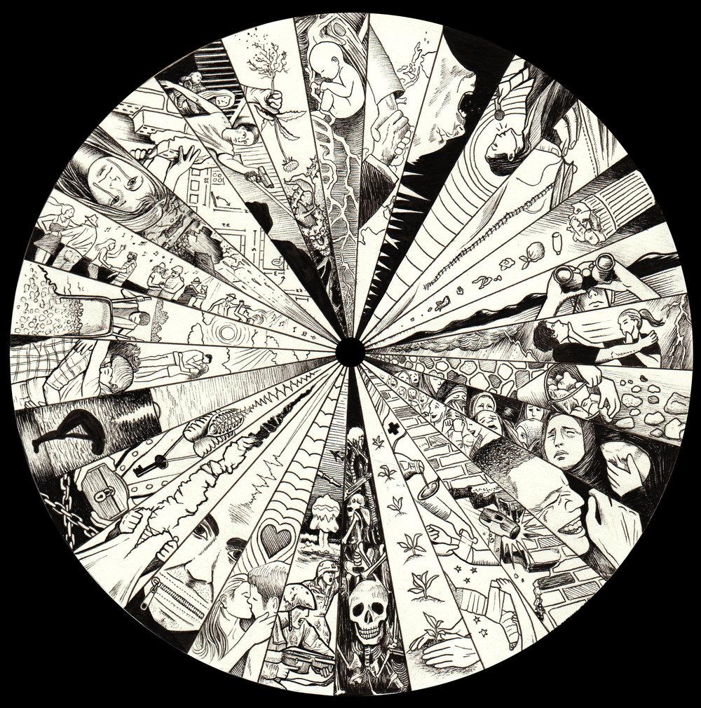 Ecclesiastes Clock