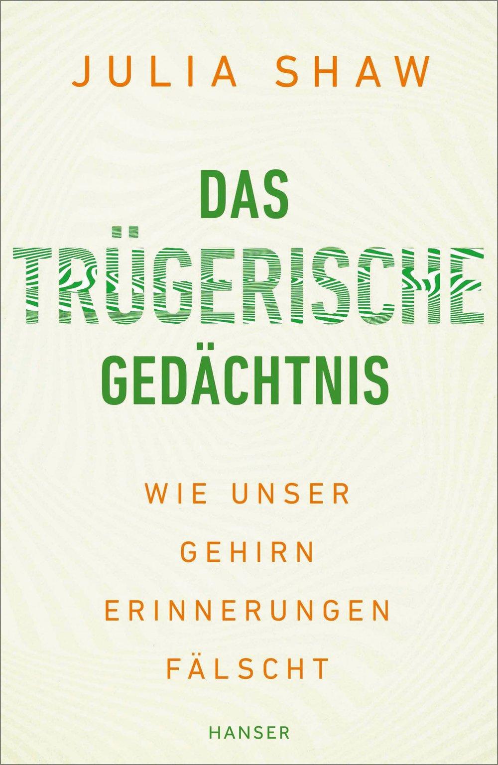 Cover Buch Das Trugerische Gedaecthnis. The Memory Illusion German jpg.jpg