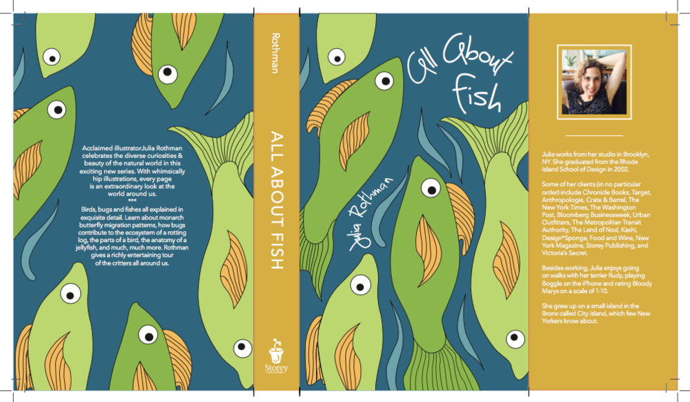 Julia Rothman Book Series