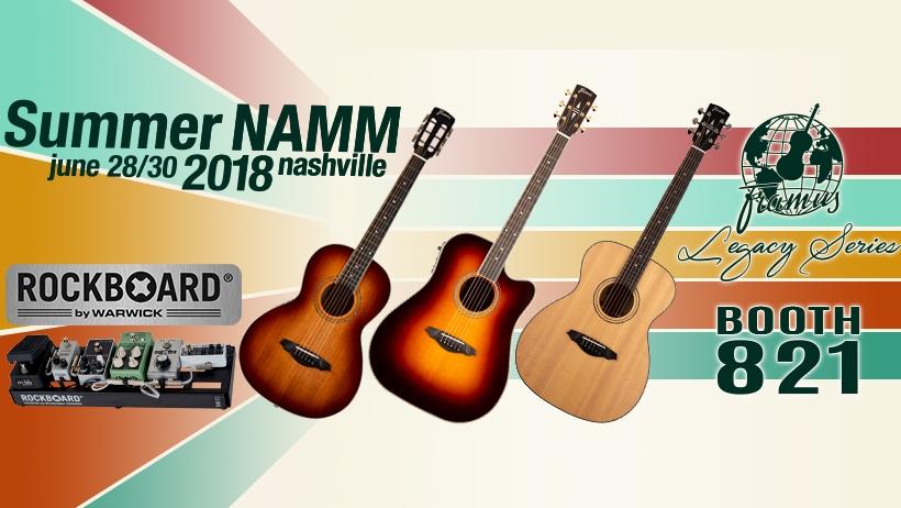 Summer NAMM Facebook Banner