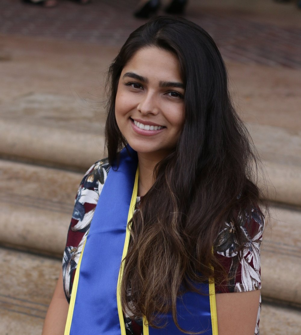 Diana Luna  | Executive Coordinator  Diana graduated from University of California, Los Angeles with a Bachelor of Arts in Communication Studies and minored in Spanish, Community & Culture. At UCLA, she was drawn to study Communications because of the significant effects individuals can have on one another. Joining this field allowed her to fully explore the way people and technology interact in our world today. During her time there, she joined The Daily Bruin photography staff and was involved in intramural soccer, basketball, tennis & most importantly is a life size hungry hippo champion. As a Mexican American first generation student, she has always felt a strong desire to connect, involve, and help others of similar underprivileged communities