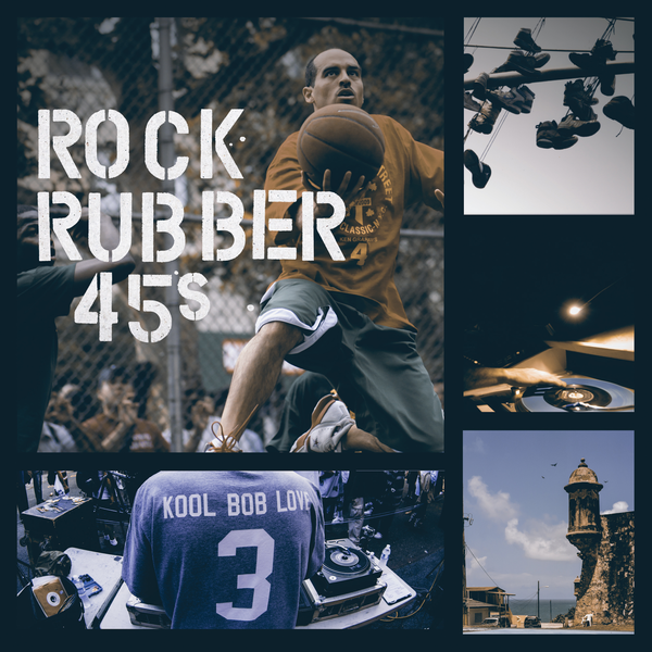 Rock Rubber 45s - Single -
