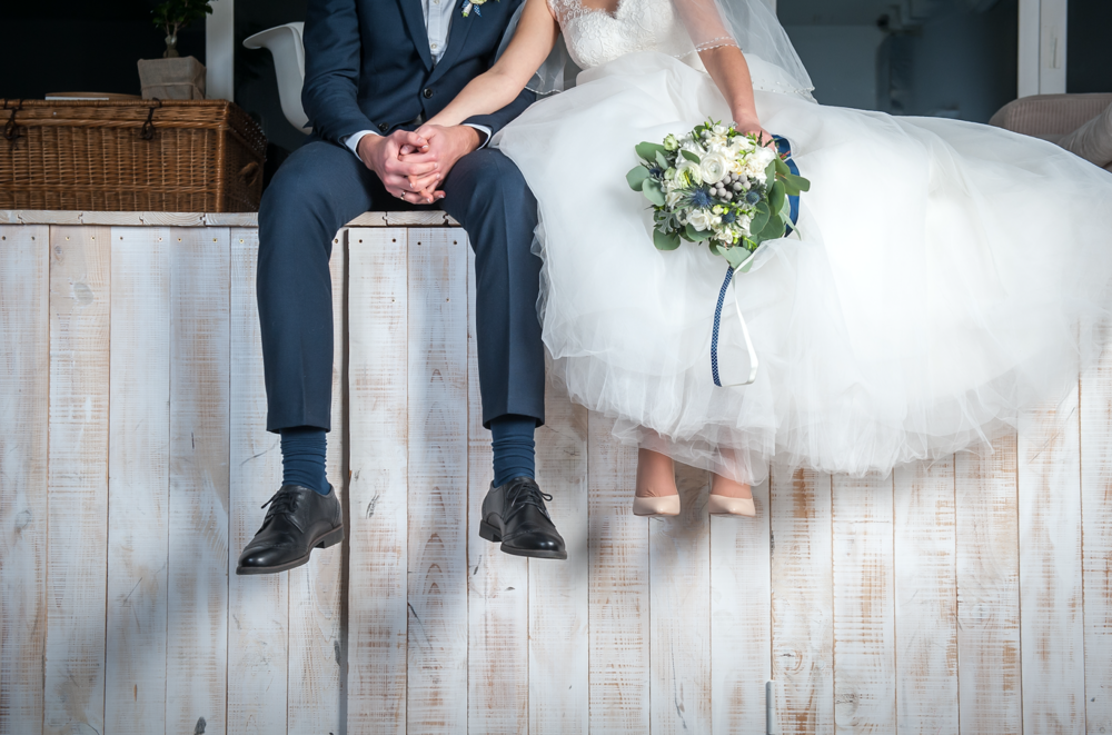 Bride and Grooms Post Wedding Photoshoot
