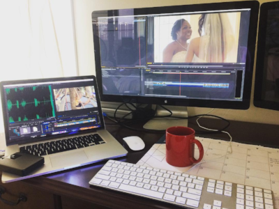 Editing Wedding Video