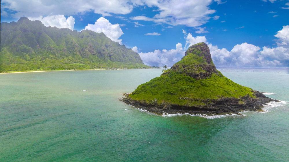 Hawaii wedding destination.