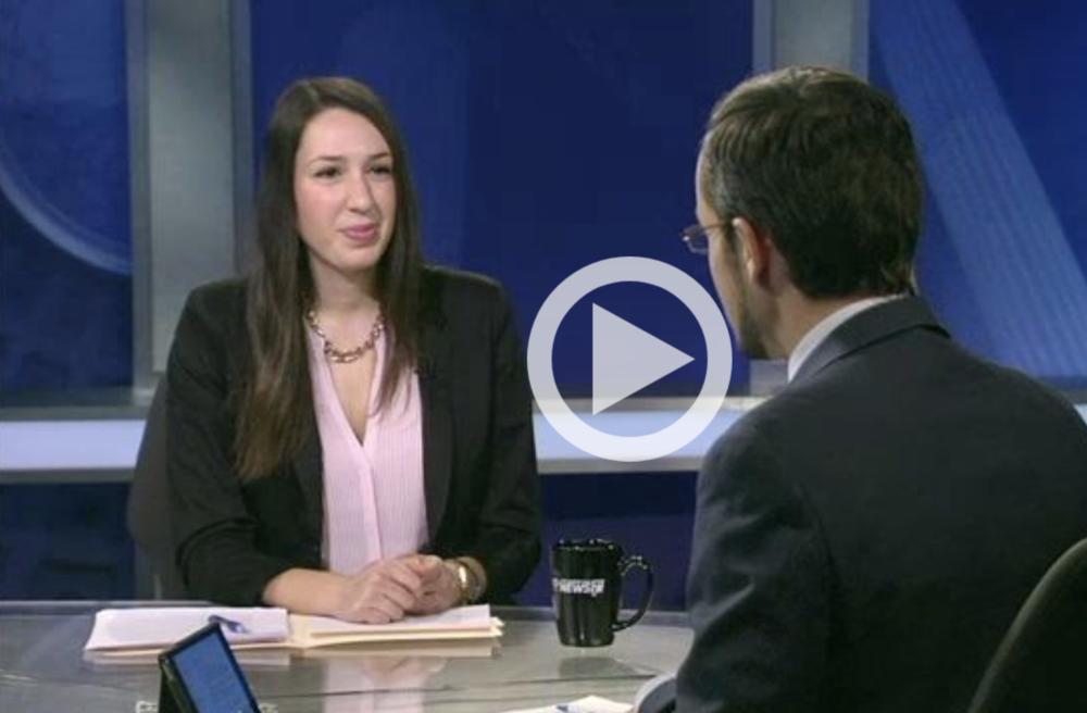 WATCH HERE  (SPANISH)  Ellie Ismailidou joins Pura Política, NY1's Spanish-language political talk-show to analyze Mayor Bill De Blasio's budget.