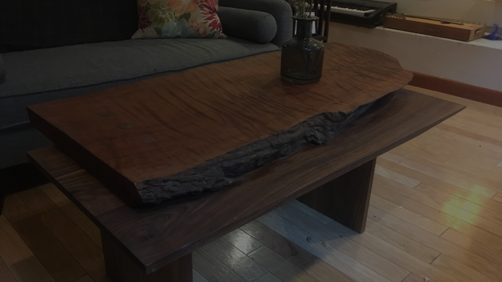 FURNITURE BUILDING - Handcrafted wood furniture