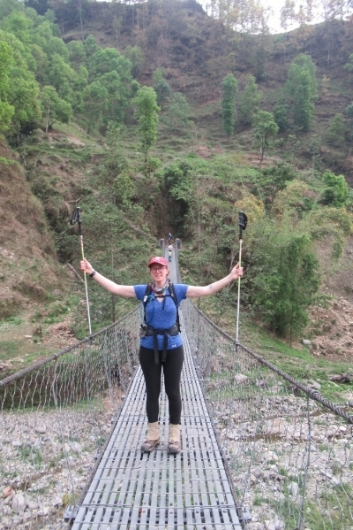 Start of my Annapurna Circuit Trek!
