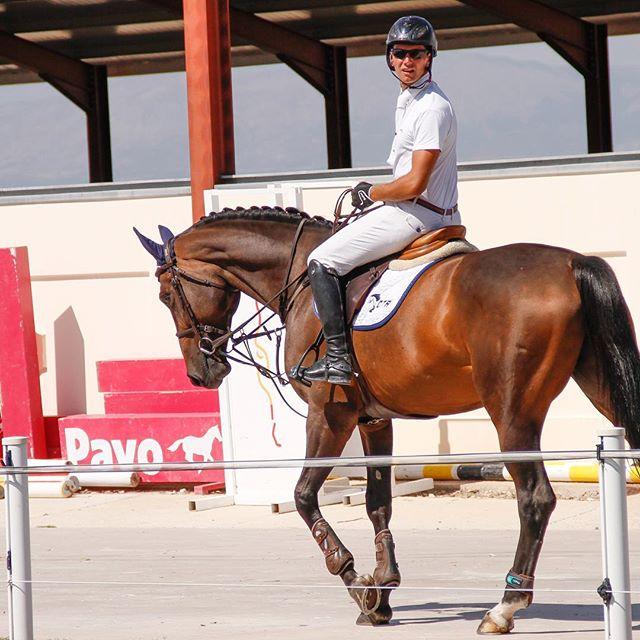 CSN*** Highlights del sábado! Busca tu foto en nuestro facebook! #showjumping #cnc #caballos