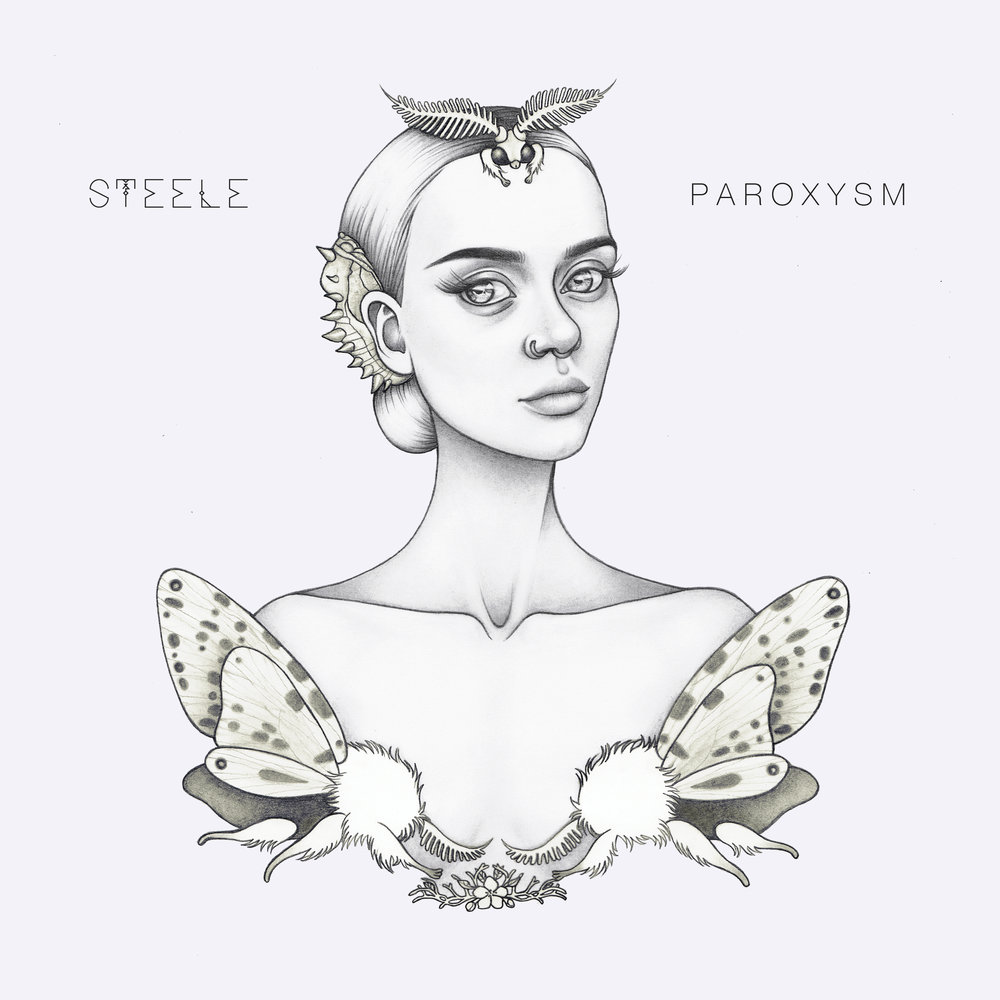 STEELE's debut album 'PAROXYSM'. Released 13th June 2018 via Firegate Music Group AB and distributed by  AWAL .