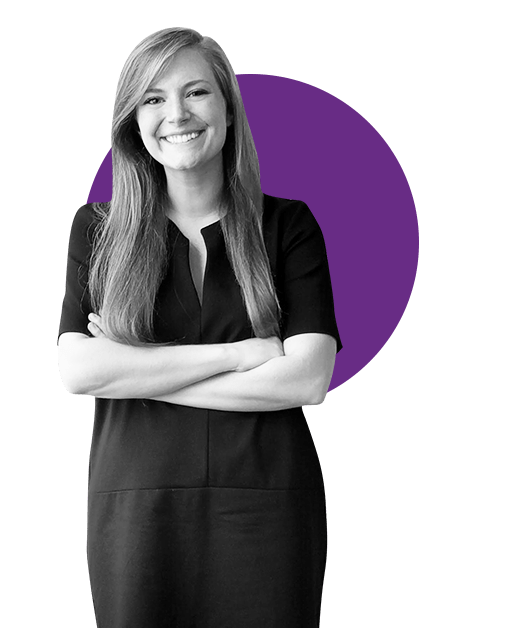 EMILY POLK  Operations   Cornell, BS   Emily loves finding ways to make people's lives easier, especially using technology. After engineering school, she worked as a consultant with Oliver Wyman building new tools and processes to help companies adapt.