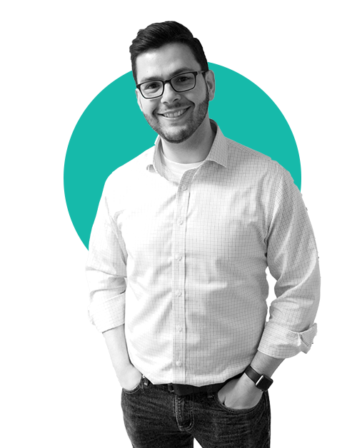 ROSS BROWN  Sales   Brandeis, BA; NYU, MM & AC  Ross is passionate about education and improving lives through technology. Prior to Parachute, Ross was involved in sales and media for Hirebotics, a robotics startup, before which he served as an Adjunct Professor at NYU.